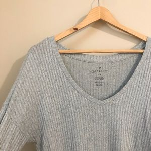 AE Soft & Sexy Ribbed Sweater